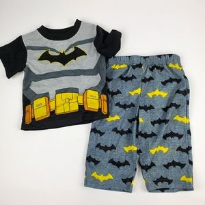 NWT Batman Pajama Set
